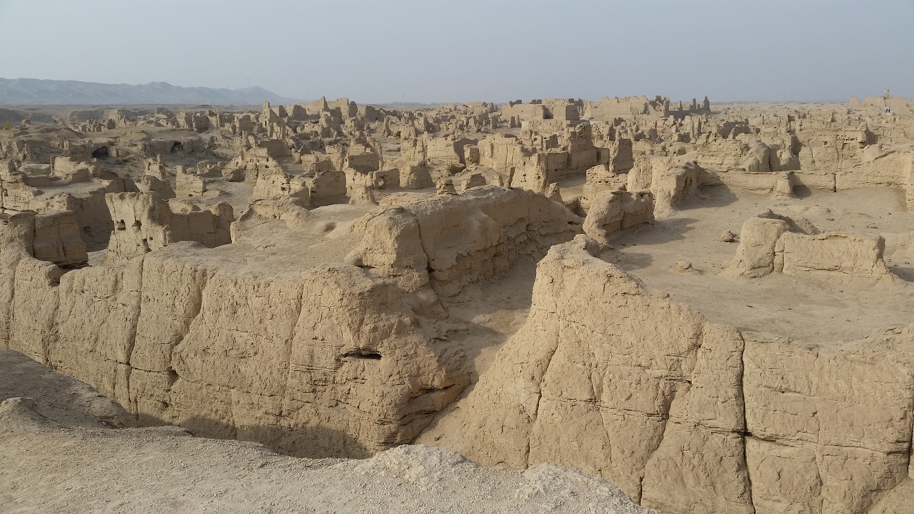 Yar City, dating back to 2nd century BC